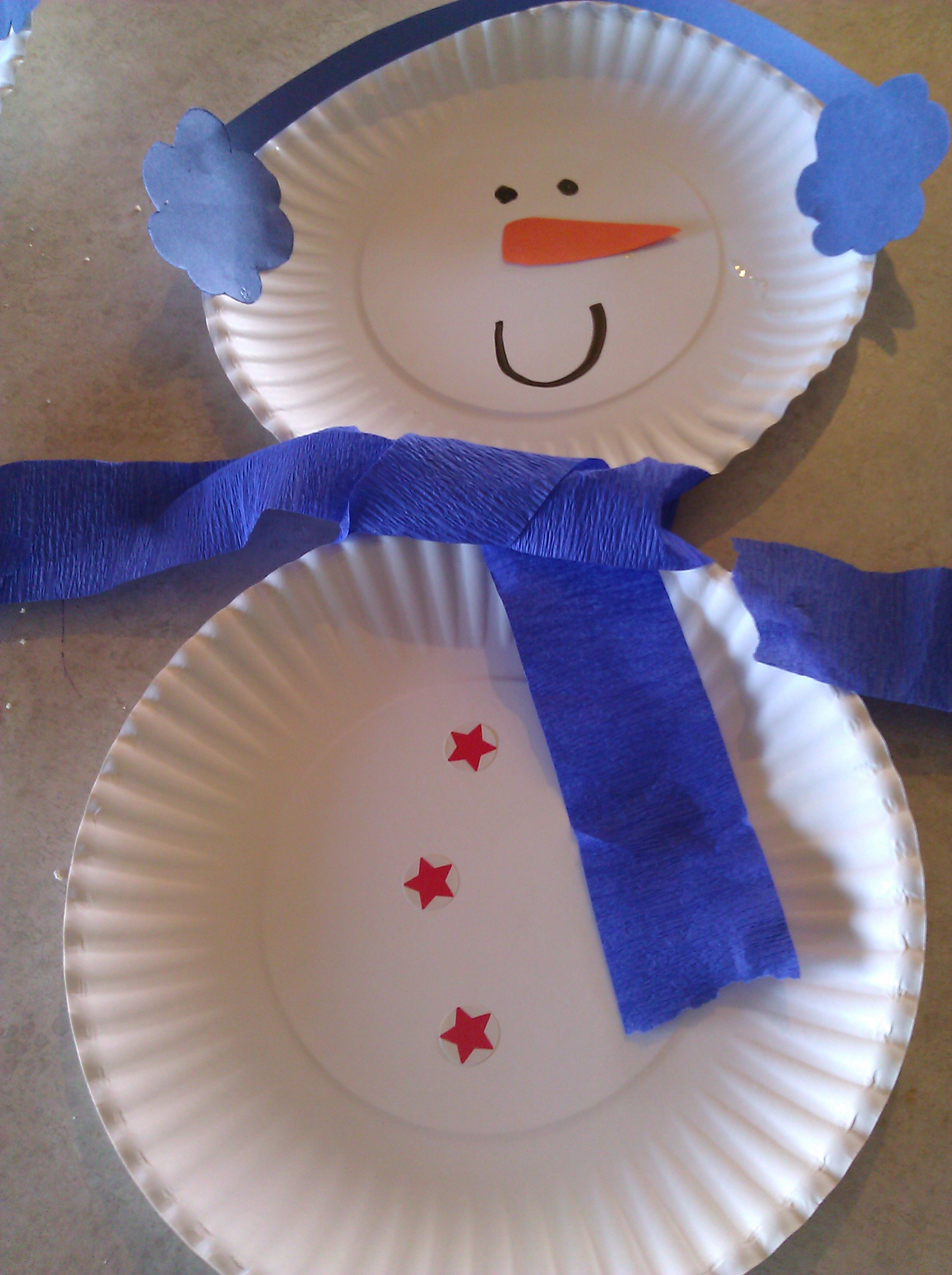 paper plate snowman Easy kids crafts - - are you looking for craft ideas for kids & Paper plate snowman Research paper Academic Service